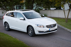 Nuova Volvo V60: non è la solita wagon (prova su strada)