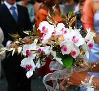 Orchid Wedding Flowers