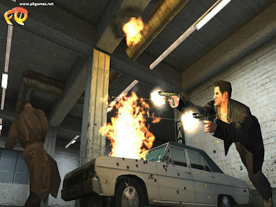 Max Payne 1 Highly Compressed Full Version PC Game Free Download