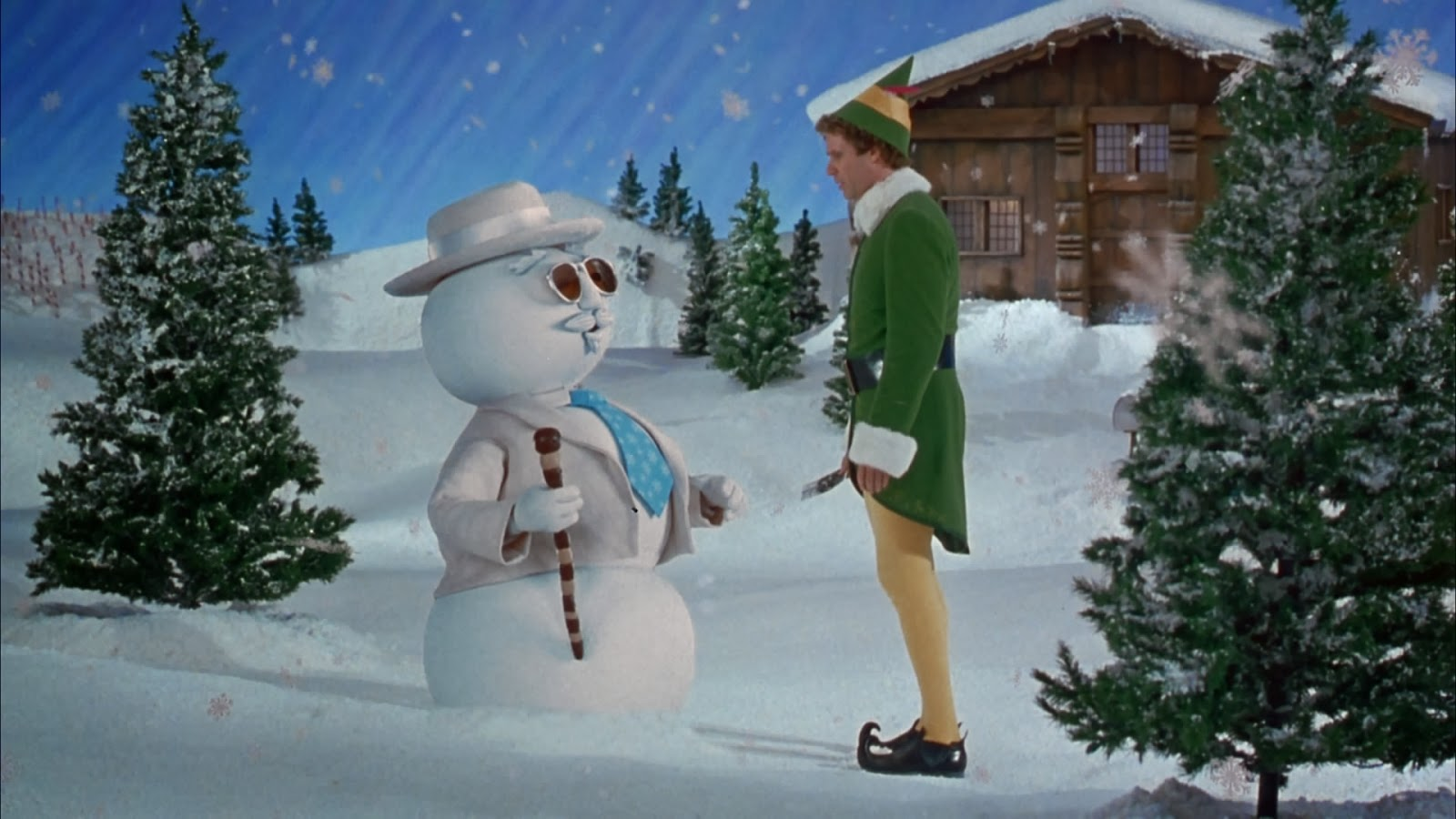 What movie had the best North Pole? | TigerDroppings.com