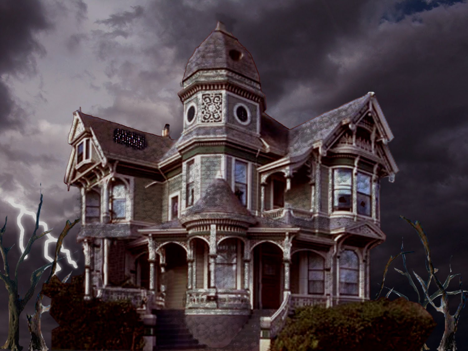 haunted house Real haunted houses: a spine-tingling collection of haunted houses and spooky ghost stories find a haunted house in your town.
