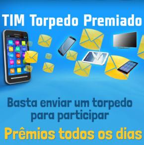 Participar promoção Tim 2014 torpedo premiado