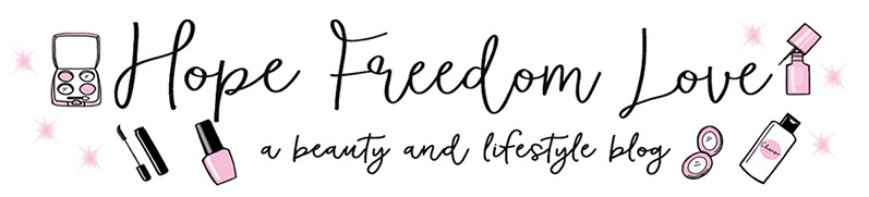Hope, Freedom, Love