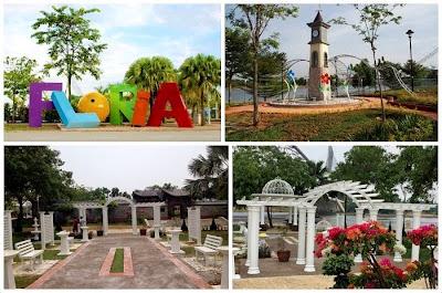 Pesta Bunga - Festival Floria Putrajaya 2015