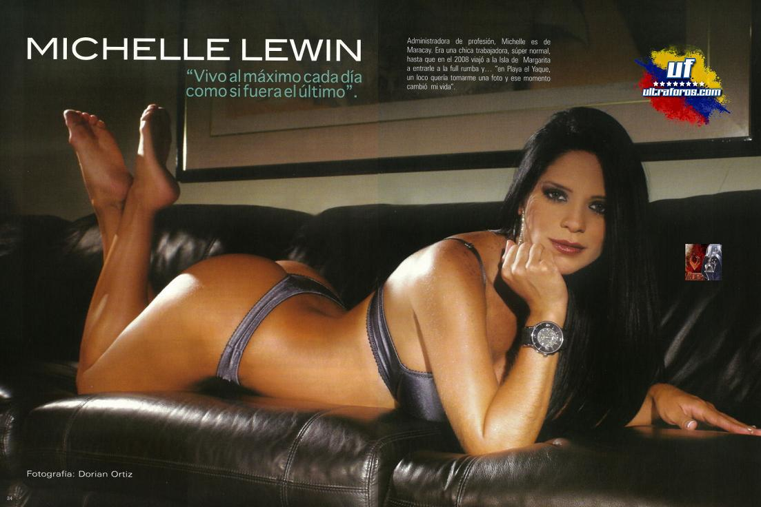 Fotos Imperdibles De Esta Belleza Venezolana Llamada Michelle Lewin