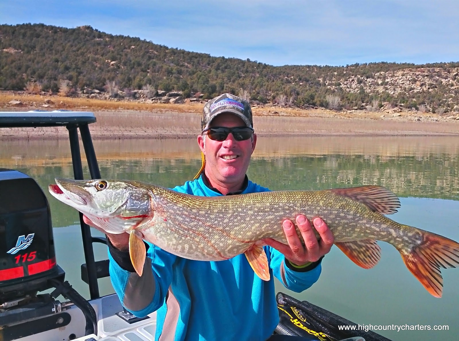 The san juan river fly fishing report pagosa springs co for Pike fishing colorado