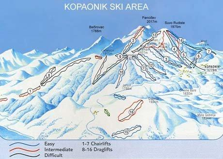 Kopaonik Serbia Travel Guide And Travel Info Tourist
