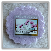 Yankee Candle  honey blossom