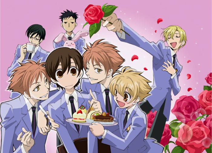 Ouran High School Host Club (Anime)