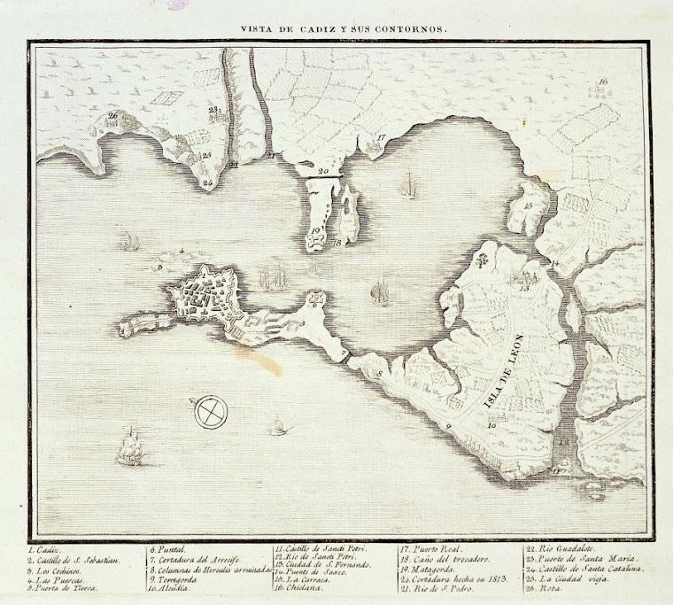 LA ISLA DE 1810