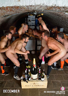 from Huxley gay rugby amsterdam