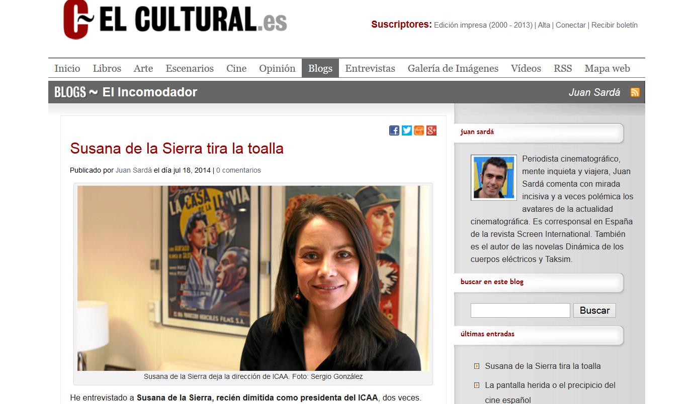 http://elcultural.es/blogs/el-incomodador/2014/07/susana-de-la-sierra-tira-la-toalla/