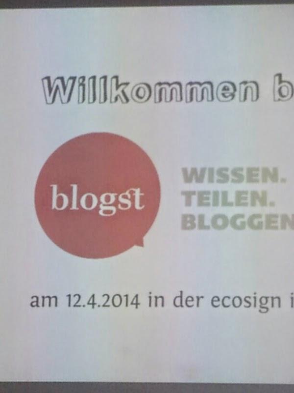 Willkommen Blogst