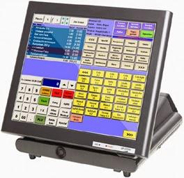 mesin kasir touchscreen,mesin kasir layar sentuh