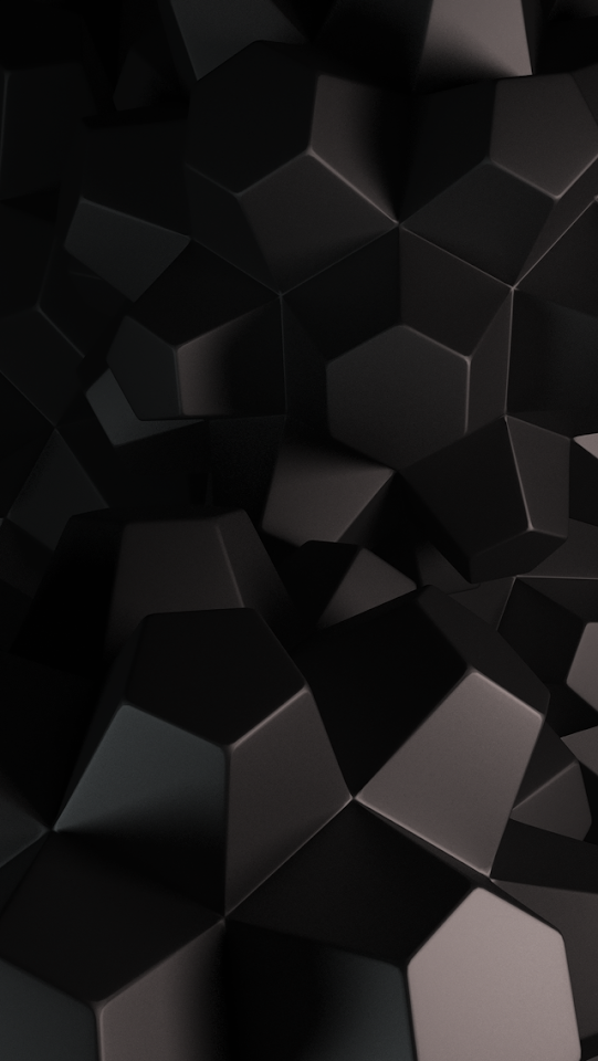 Abstract 3D Hexagons  Galaxy Note HD Wallpaper