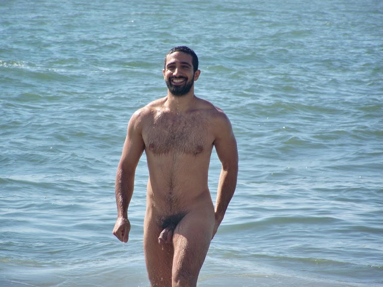 Голые мужчины арабы