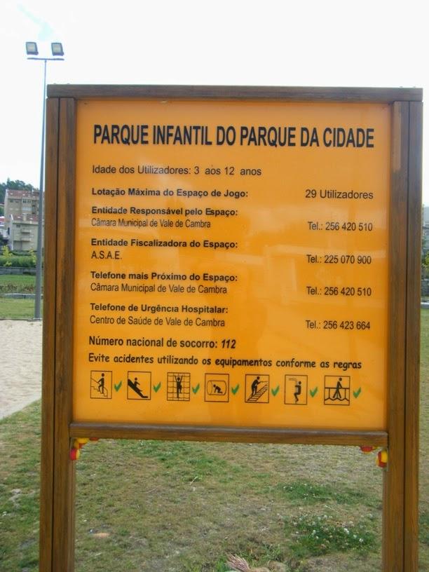 Parque Infantil do Parque da Cidade