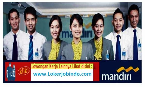 Lowongan Kerja Terbaru Pelaksana Back Office PT. Bank Mandiri (Persero) Tbk