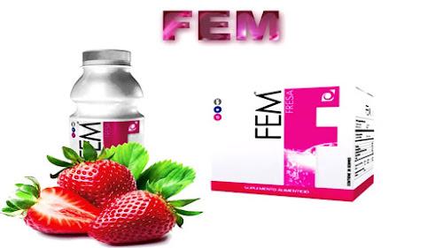 FEM, o suplemento ideal para todas as mulheres!