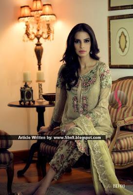 Maria.B Fancy Dresses for Weddings