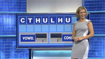 "I'll take ""CTHULHU"" for 85 points!"
