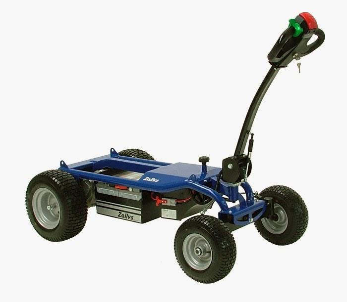 Powered Cart