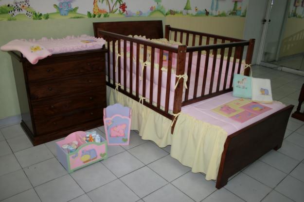 Cunas en madera para bebés en cali - Imagui