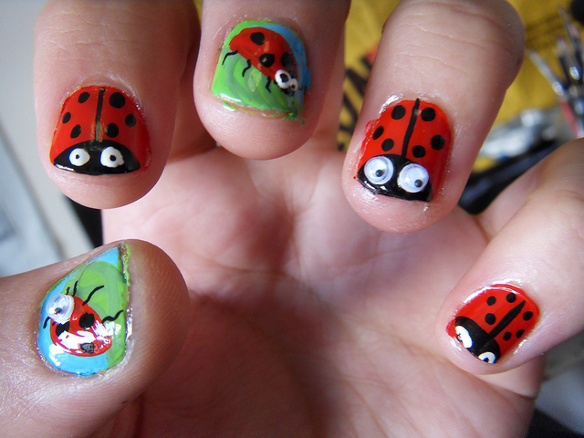 Easy Nail Art For Kids Beautiful Artideas