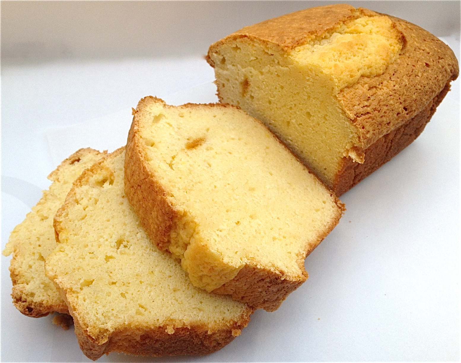 Beyond Bourke Street: Sour Cream Lemon Pound Cake
