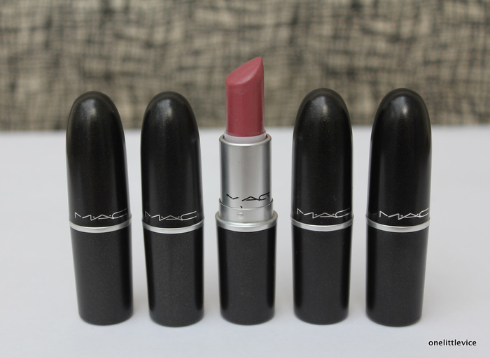 One Little Vice Beauty Blog: Mac Syrup Lustre Lipstick