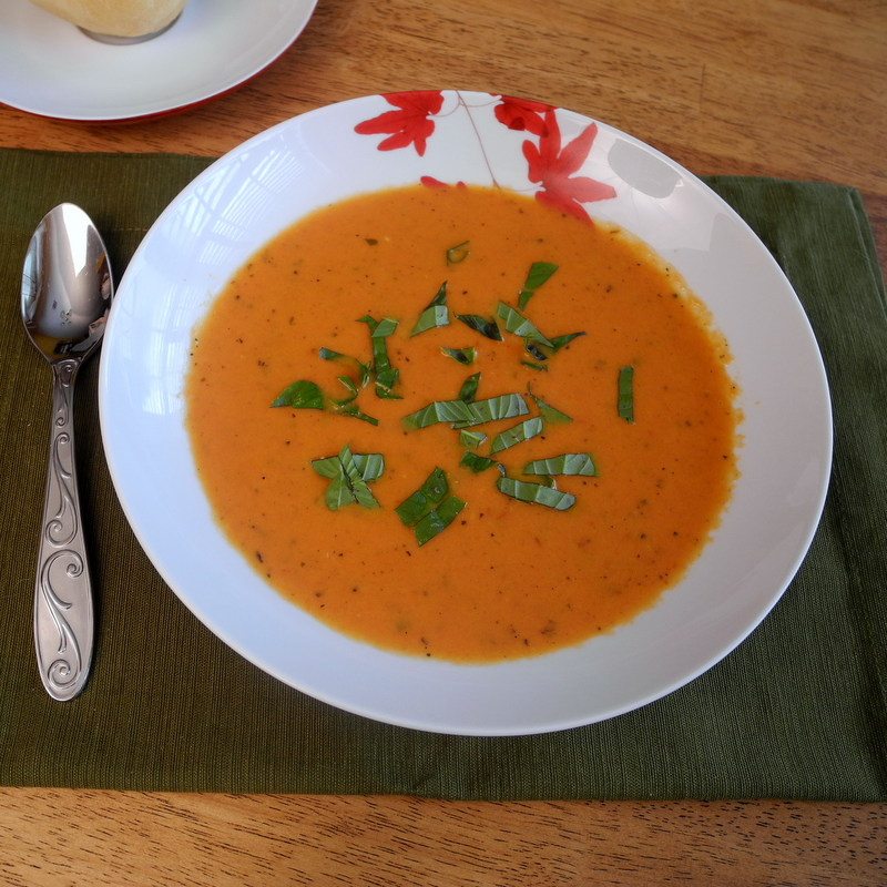 From Calculu∫ to Cupcake∫: Tomato Bisque