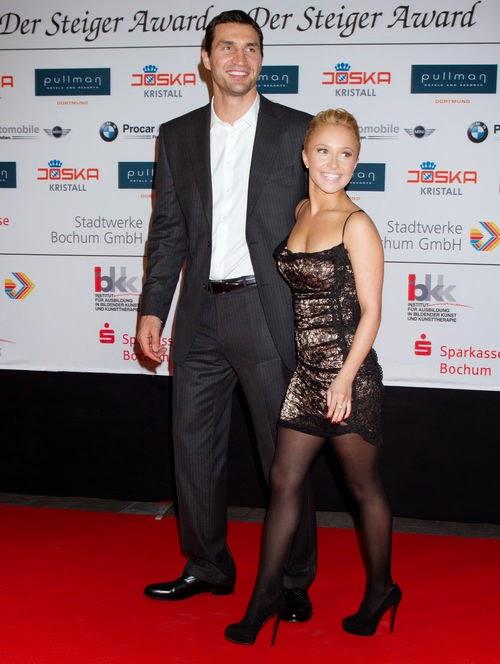 Hayden Panettiere end Wladimir Klitschko The daughter is born