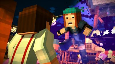 Minecraft: Story Mode Apk 1