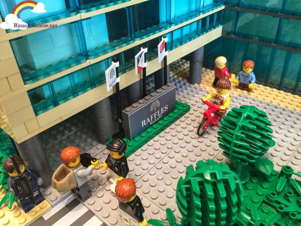 Lego Raffles Makati