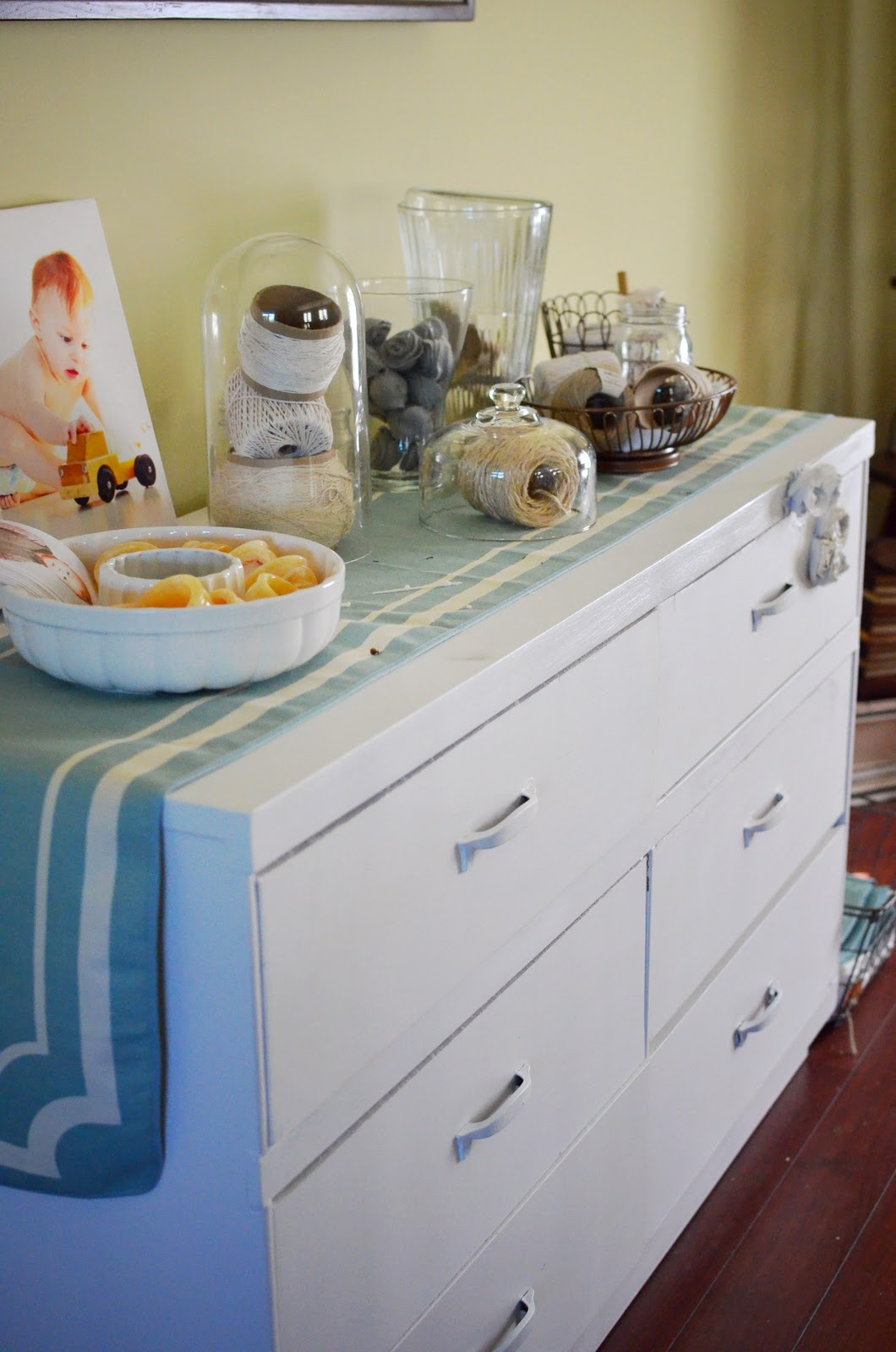 Dressers Make Excellent Storage Containers -