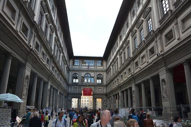 Galleria degli Ufizi Florence