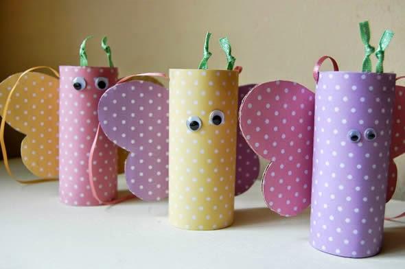 decoracion: Cajitas para souvenir en forma de mariposas DIY