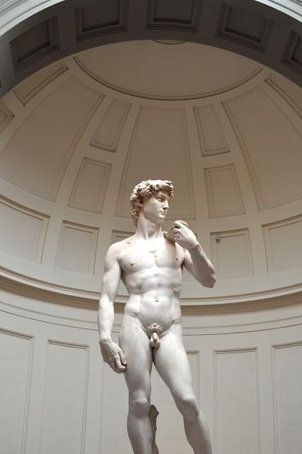 David (Michelangelo) Florence
