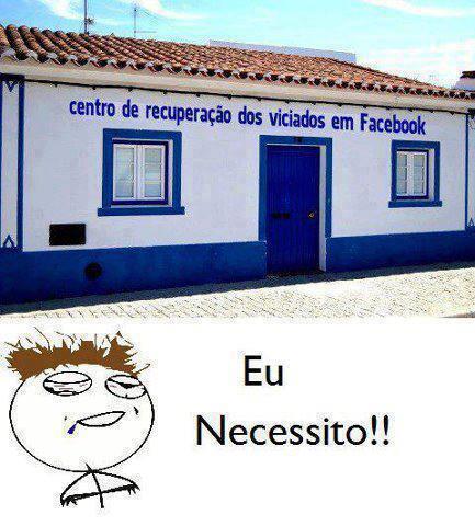 viciados em facebook