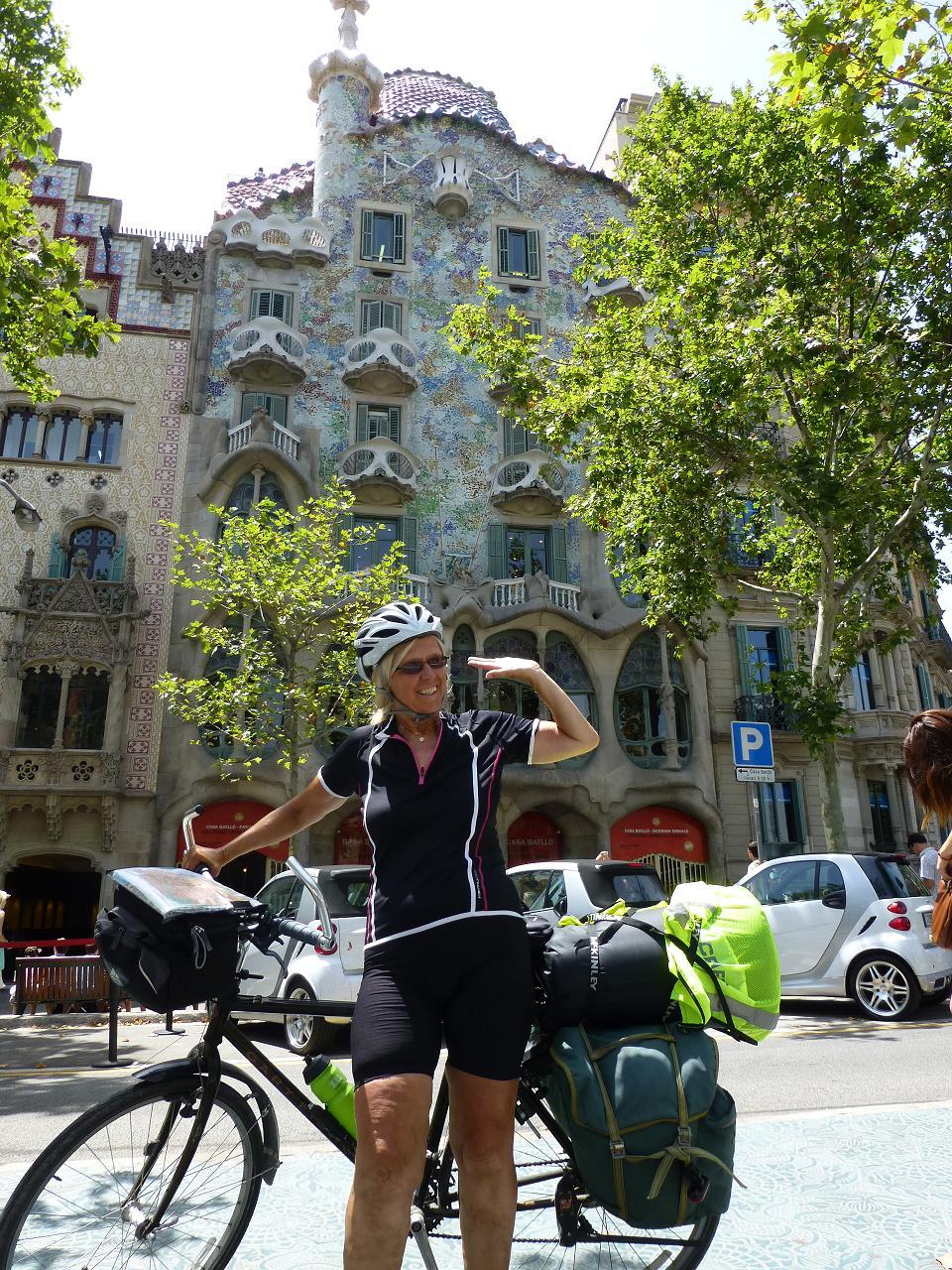 lisa o lasse cykel paris barcelona premia de mar