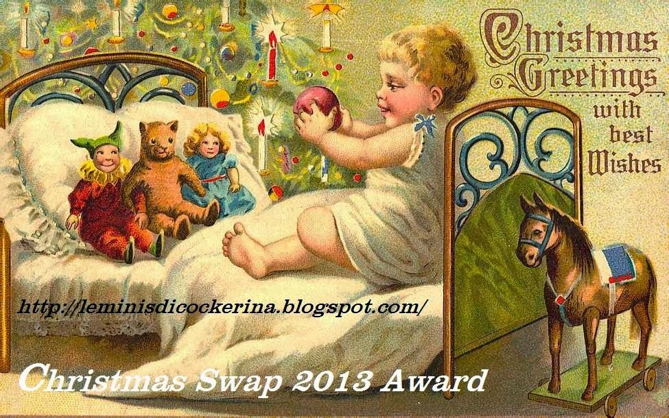 CHRISTMAS SWAP 2013