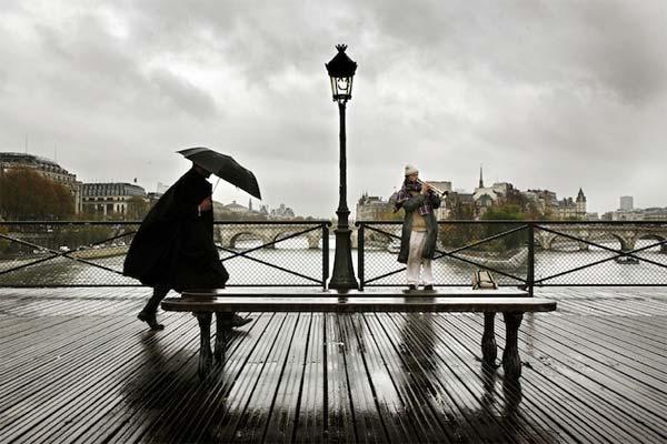 fotografía días de lluvia