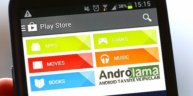 Google Play'den Uygulama Nasıl Satın Alınır?