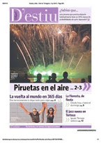Diari de Tarragona 06/07/2012