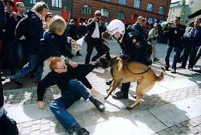 """Литва и Швеция осудили разгон Евромайдана: """"Использование грубой силы неприемлемо"""" - Цензор.НЕТ 6774"""