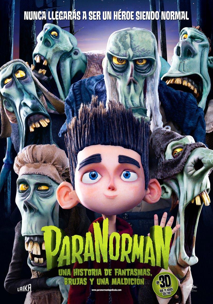 El alucinante mundo de Norman / ParaNorman [2012]