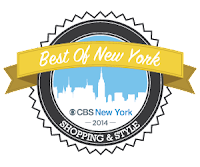 Best Hat Shops in New York City, CBS New York Award to The Hat House New York
