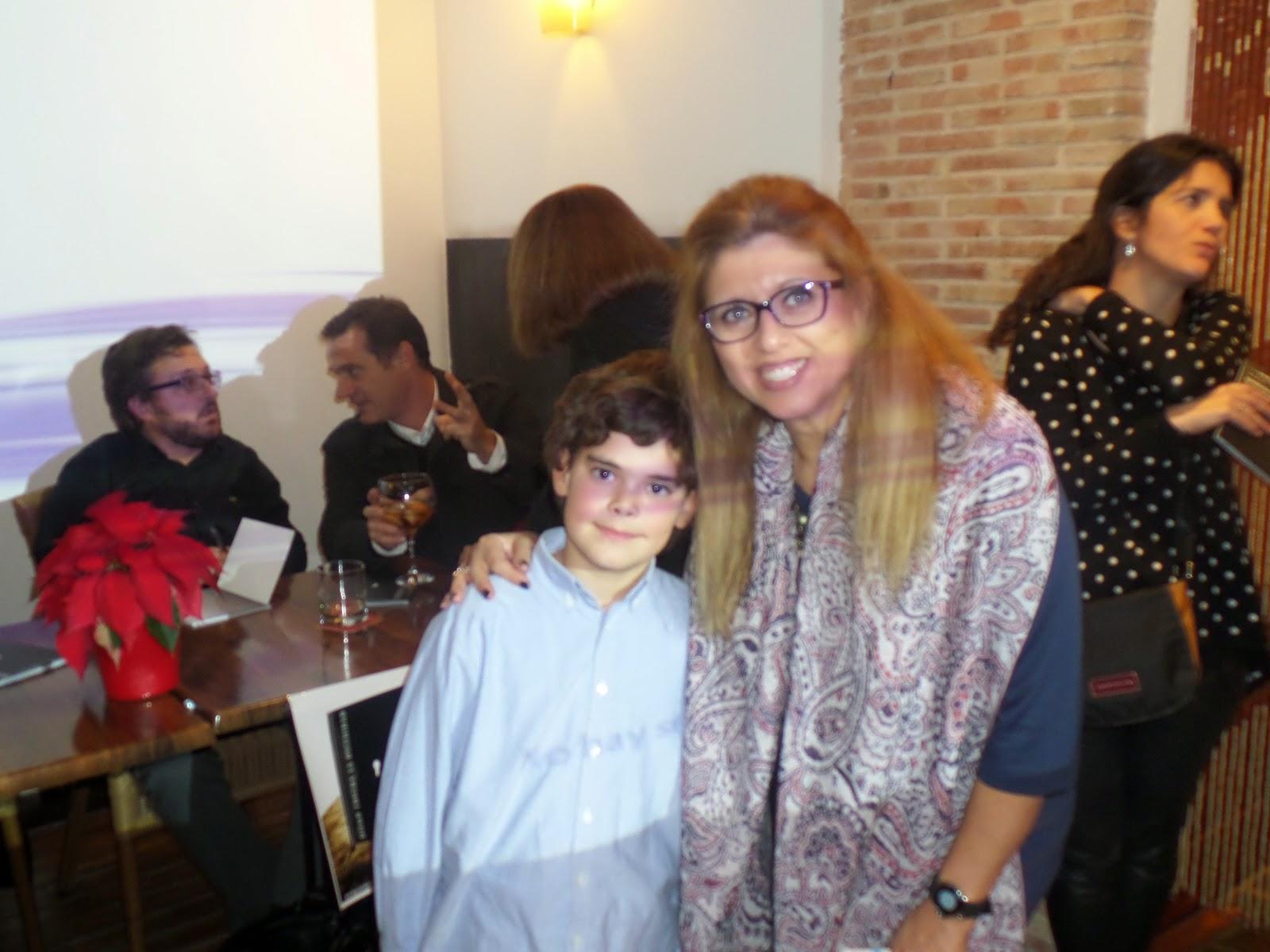 El Blog de María Serralba - Diego vio la luz