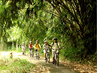 Bamboo Forest Ride Bali Countryside Cycling Tour Itinerary Bali S