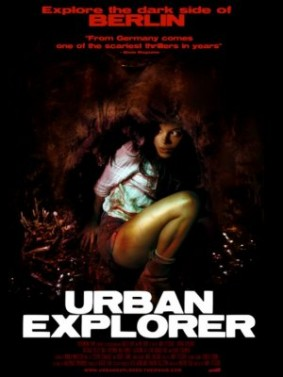 Urban Explorer – Legendado